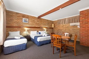 Gulgong Motel Renovated King Room