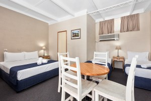 Gulgong Motel Renovated Queen Room